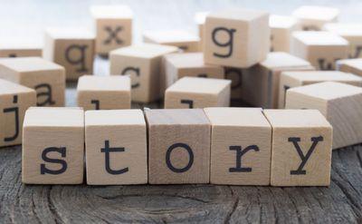 ストーリーの構築