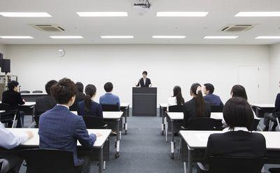 事業内容説明会の開催